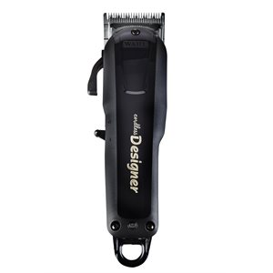 WAHL BLACK LITHIUM CORDLESS DESIGNER CLIPPER